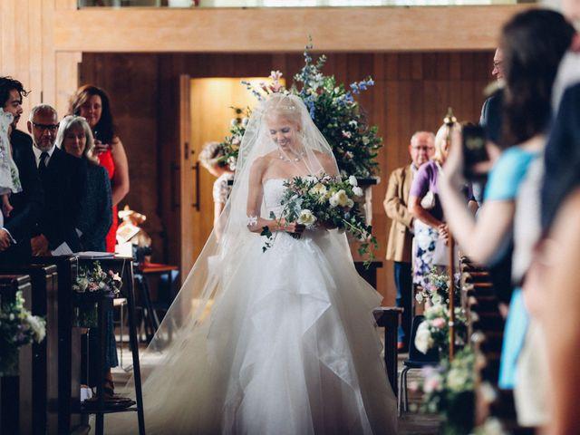 Bill and Monique's Wedding in Cambridge, United Kingdom 20