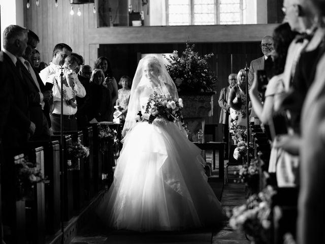Bill and Monique's Wedding in Cambridge, United Kingdom 21