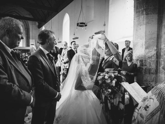 Bill and Monique's Wedding in Cambridge, United Kingdom 23