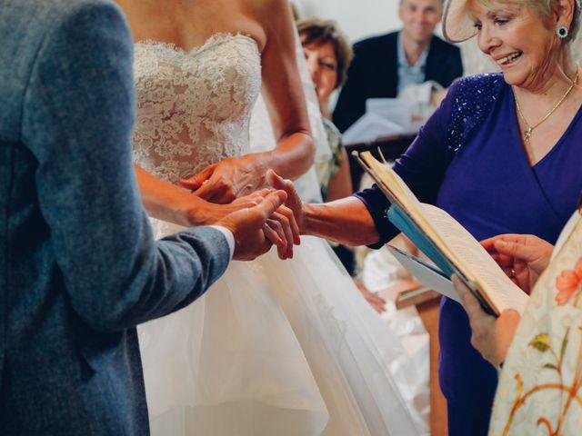 Bill and Monique's Wedding in Cambridge, United Kingdom 24