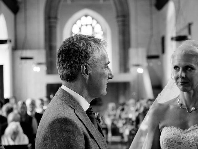 Bill and Monique's Wedding in Cambridge, United Kingdom 25