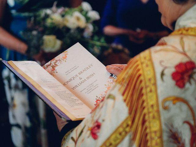 Bill and Monique's Wedding in Cambridge, United Kingdom 27