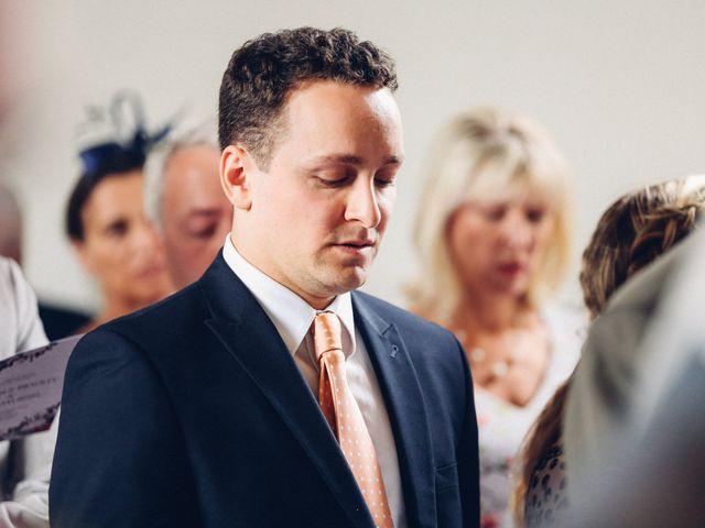 Bill and Monique's Wedding in Cambridge, United Kingdom 29