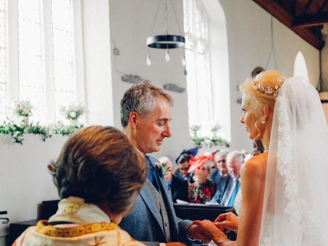 Bill and Monique's Wedding in Cambridge, United Kingdom 37