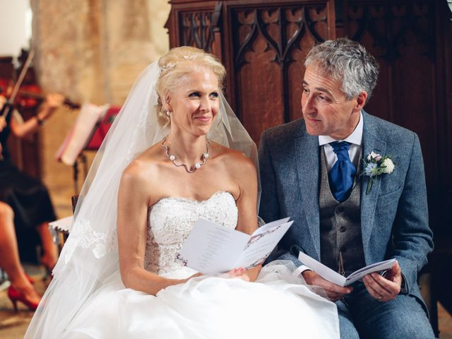 Bill and Monique's Wedding in Cambridge, United Kingdom 45
