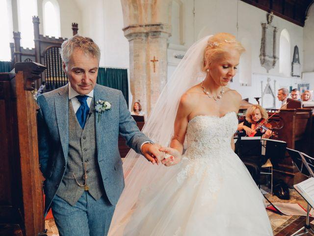 Bill and Monique's Wedding in Cambridge, United Kingdom 47