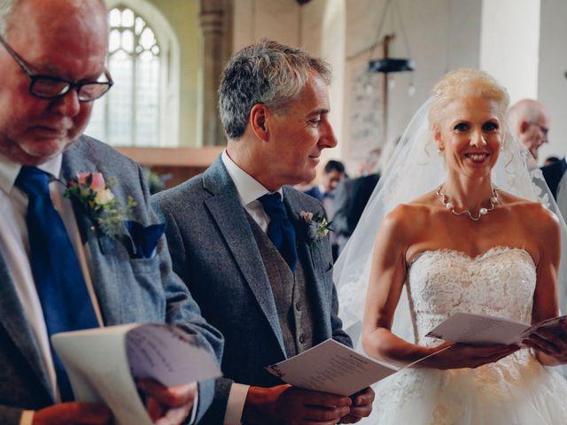 Bill and Monique's Wedding in Cambridge, United Kingdom 48