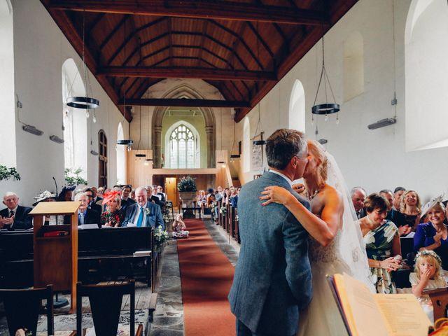 Bill and Monique's Wedding in Cambridge, United Kingdom 50