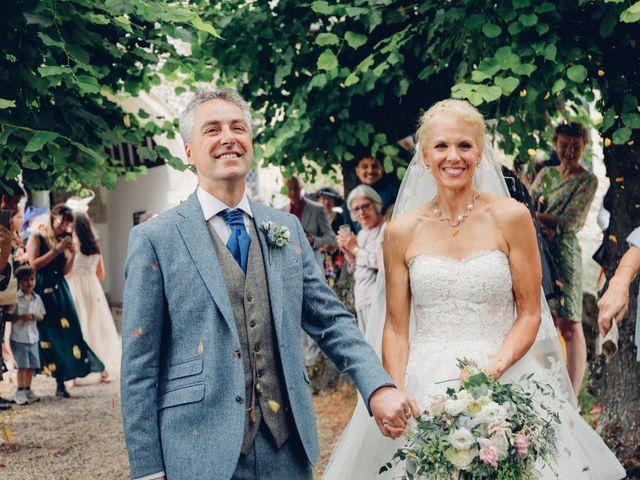 Bill and Monique's Wedding in Cambridge, United Kingdom 55