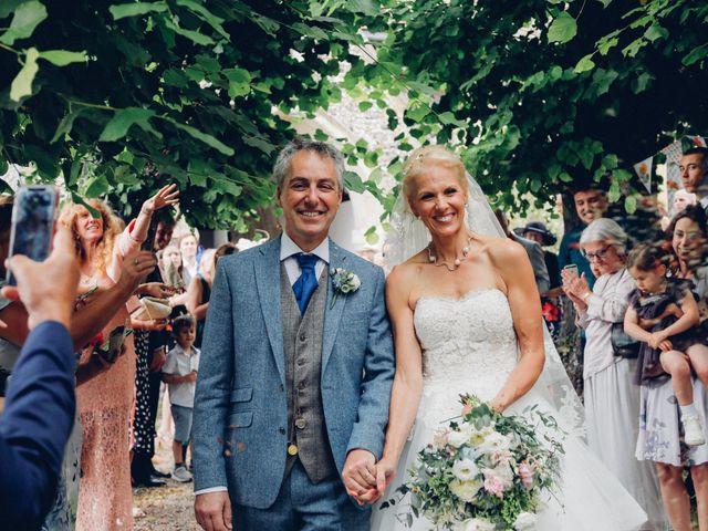 Bill and Monique's Wedding in Cambridge, United Kingdom 56