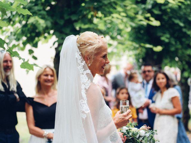 Bill and Monique's Wedding in Cambridge, United Kingdom 57