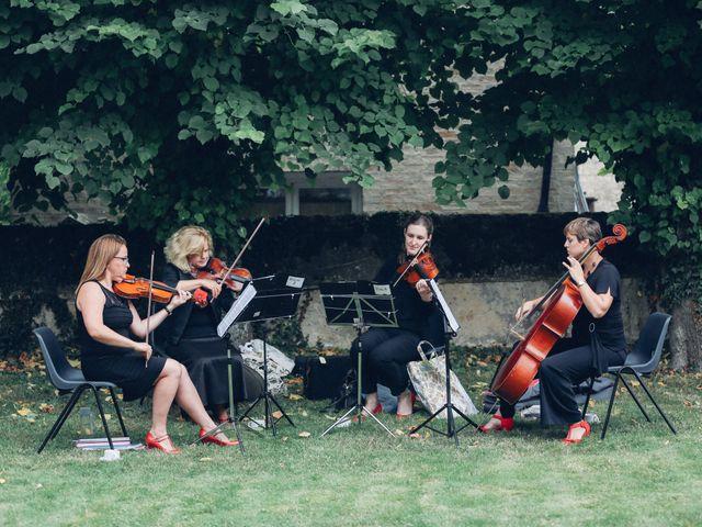 Bill and Monique's Wedding in Cambridge, United Kingdom 60