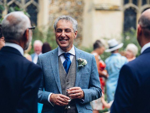 Bill and Monique's Wedding in Cambridge, United Kingdom 66