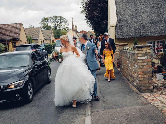 Bill and Monique's Wedding in Cambridge, United Kingdom 68