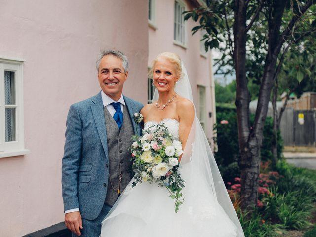 Bill and Monique's Wedding in Cambridge, United Kingdom 70