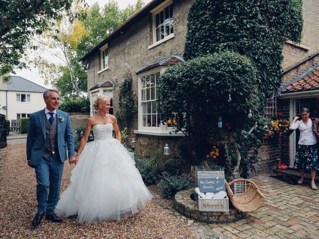 Bill and Monique's Wedding in Cambridge, United Kingdom 72