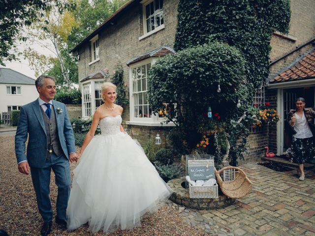 Bill and Monique's Wedding in Cambridge, United Kingdom 73