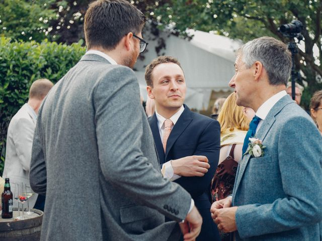 Bill and Monique's Wedding in Cambridge, United Kingdom 79