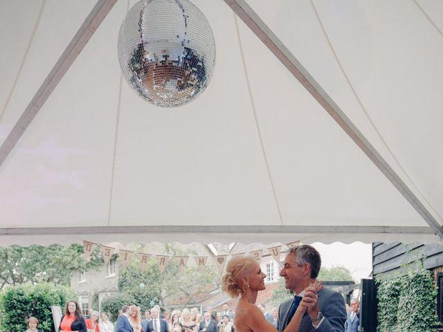 Bill and Monique's Wedding in Cambridge, United Kingdom 93