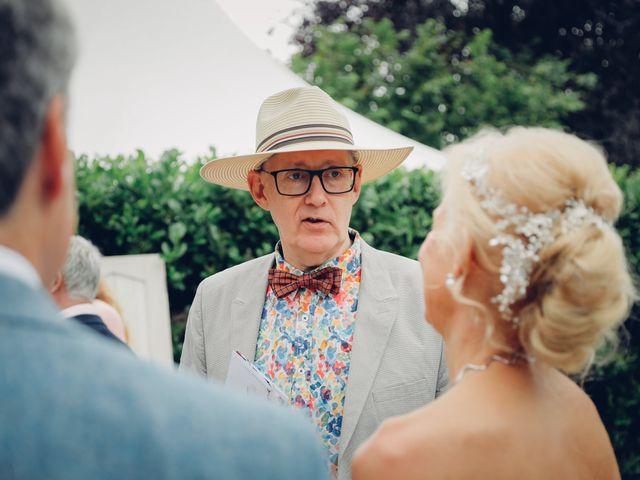 Bill and Monique's Wedding in Cambridge, United Kingdom 96