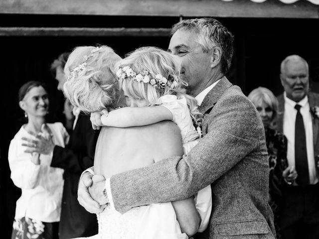 Bill and Monique's Wedding in Cambridge, United Kingdom 98