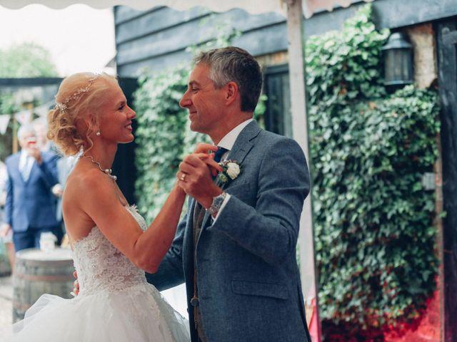Bill and Monique's Wedding in Cambridge, United Kingdom 102