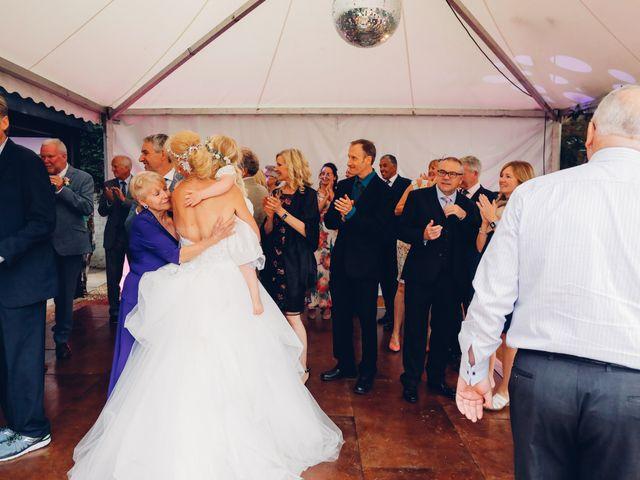 Bill and Monique's Wedding in Cambridge, United Kingdom 104