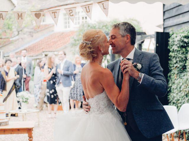Bill and Monique's Wedding in Cambridge, United Kingdom 106