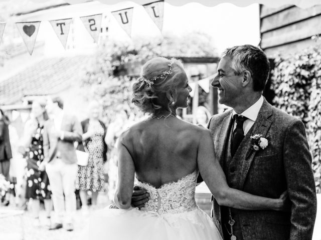 Bill and Monique's Wedding in Cambridge, United Kingdom 112