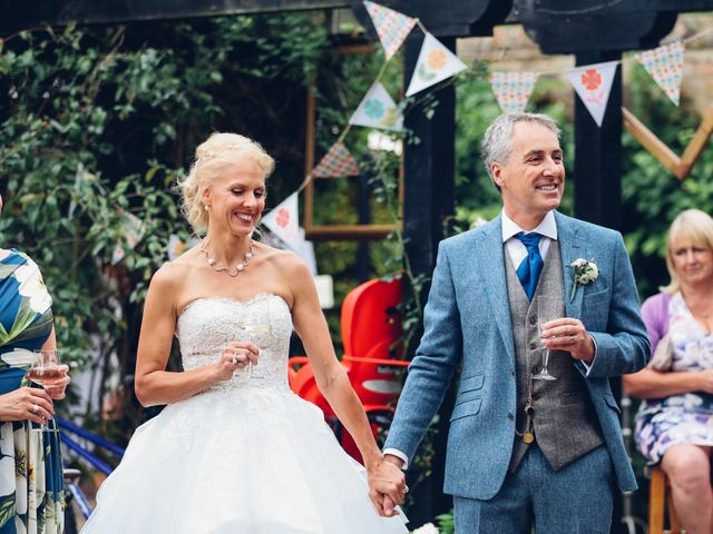 Bill and Monique's Wedding in Cambridge, United Kingdom 114