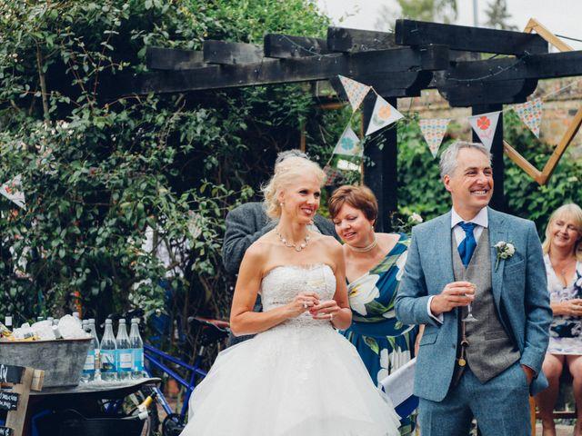 Bill and Monique's Wedding in Cambridge, United Kingdom 117