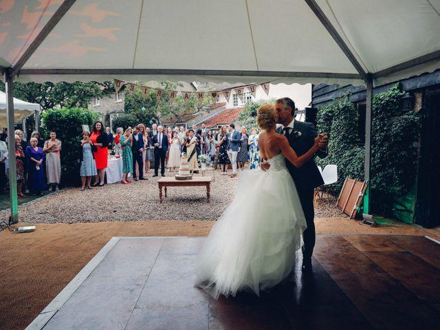 Bill and Monique's Wedding in Cambridge, United Kingdom 119