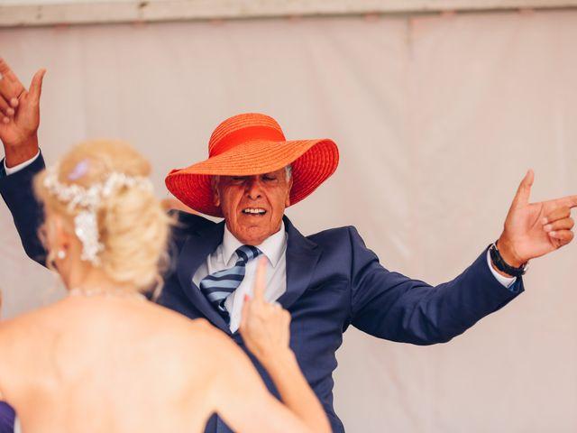 Bill and Monique's Wedding in Cambridge, United Kingdom 122