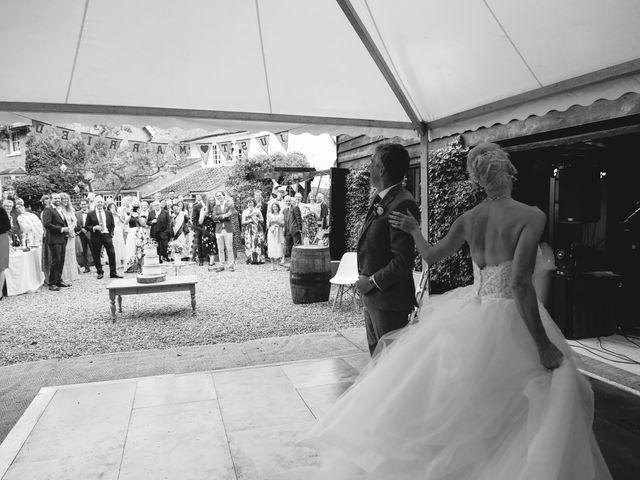 Bill and Monique's Wedding in Cambridge, United Kingdom 124