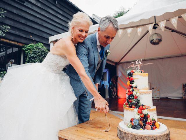 Bill and Monique's Wedding in Cambridge, United Kingdom 132