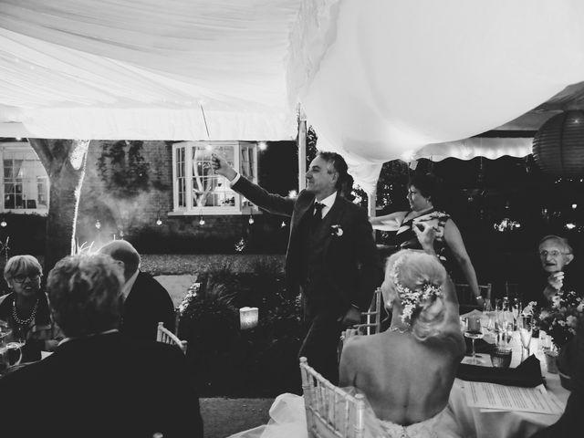 Bill and Monique's Wedding in Cambridge, United Kingdom 145
