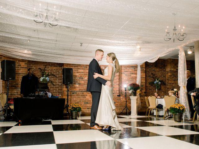 David and Christine's Wedding in Winston Salem, North Carolina 1