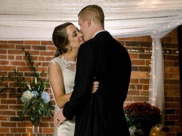 David and Christine's Wedding in Winston Salem, North Carolina 2