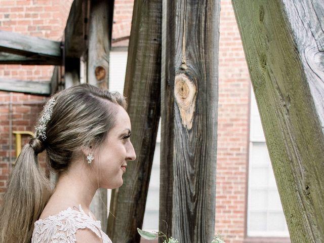David and Christine's Wedding in Winston Salem, North Carolina 6