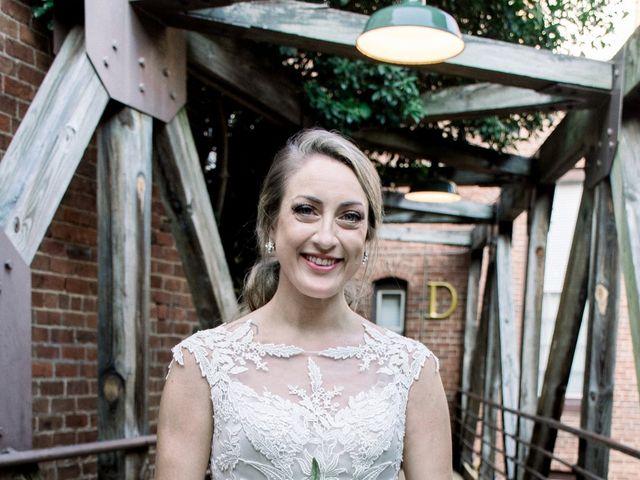 David and Christine's Wedding in Winston Salem, North Carolina 9