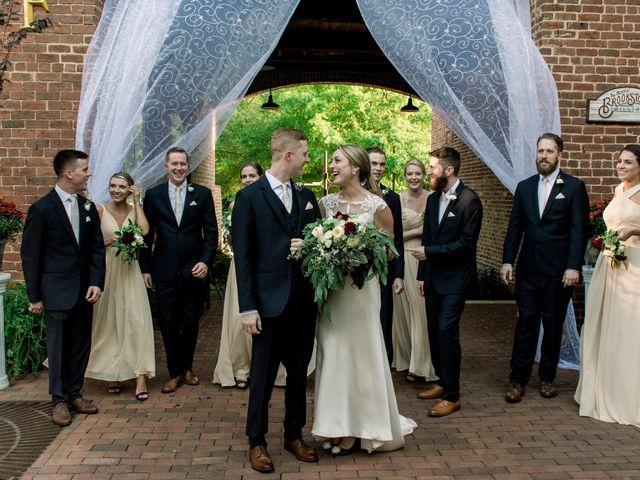 David and Christine's Wedding in Winston Salem, North Carolina 13