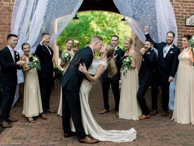 David and Christine's Wedding in Winston Salem, North Carolina 14