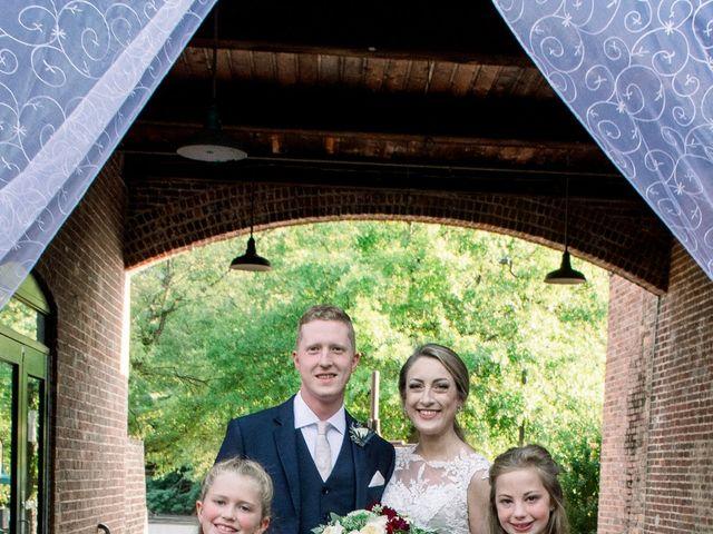 David and Christine's Wedding in Winston Salem, North Carolina 17