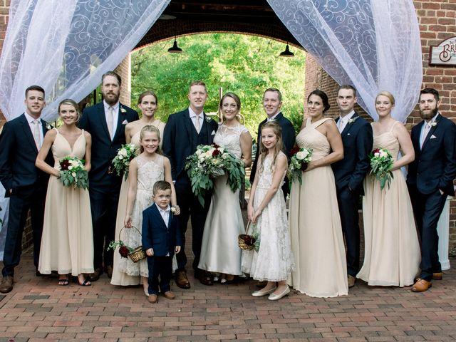 David and Christine's Wedding in Winston Salem, North Carolina 18