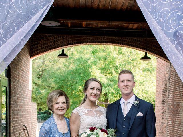 David and Christine's Wedding in Winston Salem, North Carolina 19