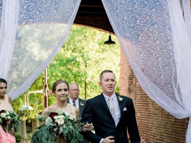 David and Christine's Wedding in Winston Salem, North Carolina 23