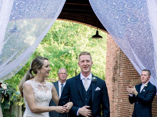 David and Christine's Wedding in Winston Salem, North Carolina 24