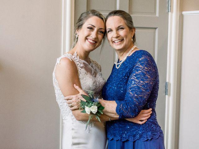 David and Christine's Wedding in Winston Salem, North Carolina 32