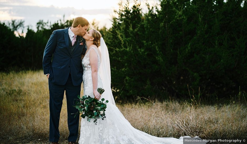 Tyler and Sarah's Wedding in Dripping Springs, Texas