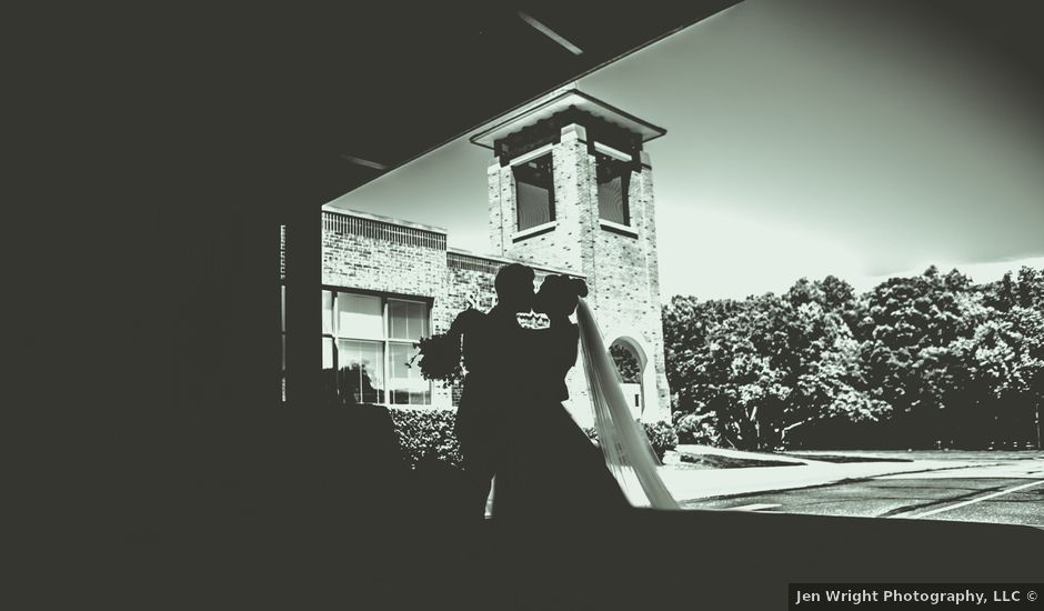 Brendan and Sarah's Wedding in Rockville, Maryland